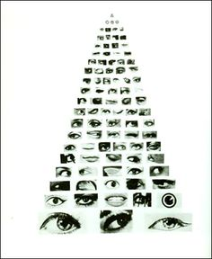 OLHO POR OLHO /  EYE FOR EYE,   by Augusto de Campos