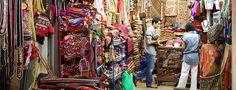Help me to find my color?) Bangkok market, Thailand.