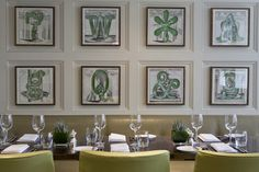 Gallery  Chiswell Street Dining Rooms  Chiswell Street Dining Enchanting The Chiswell Street Dining Rooms Design Inspiration