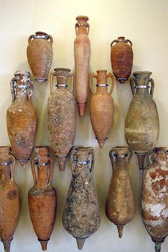 Amphora ROME / ROMANS : More At FOSTERGINGER @ Pinterest