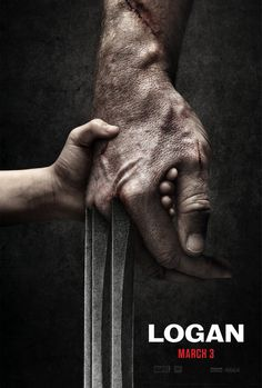 Cast: Hugh Jackman as Logan/Wolverine, Patrick Stewart as Charles Xavier / Professor X, Richard E. Grant as Dr. Logan Wolverine, Wolverine Poster, Logan Xmen, Wolverine Claws, Poster Marvel, Deadpool Wolverine, Logan Movies, Movie Posters, Poster