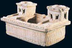 Pileta de abluciones. Primera mitad del siglo XIII. Museo Arqueológico de Murcia