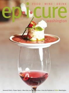 Epicure: Best dining in Washington DC.  #dining #washington #dc #where