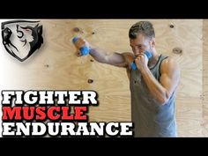 5 Muscle Endurance Exercises for Fighters - YouTube