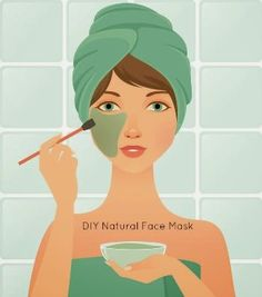 Le masque au concombre pour éliminer les taches sur le visage   CheveuxBouclés/ CurlyHair