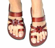 Jerusalem Sandals 50 jesus sandals jerusalem sandals camel sandals new Camel sandals model from Jerusalem. European ladies sizes from 35 to (American sizes -Ladies- from size 5 to size Colors- brown, black, caramel. Camel Sandals, Sandals Outfit, Brown Leather Sandals, Flat Sandals, Gladiator Sandals, Flats, Women's Shoes, Shoe Boots, Golf Shoes