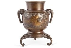 1930s Bronze Urn on OneKingsLane.com