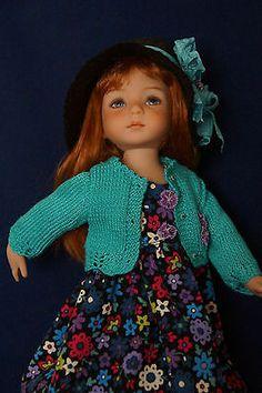 "Effner 13"" Little Darling Moonlight Garden Ensemble by Ladybugs Doll Designs | eBay. Ends 1/24/14."