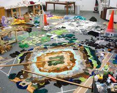 skin rugs by augustina woodgate
