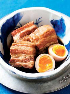 じっくり煮たあとは冷やして、やわらか、味しみしみ!|『ELLE a table』はおしゃれで簡単なレシピが満載!