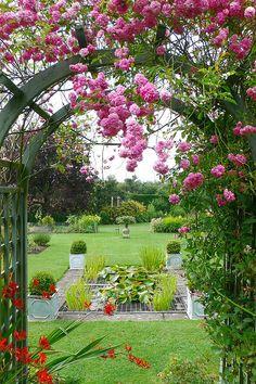 Worcestershire Garden