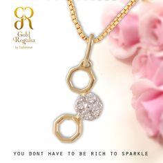 AURIEL - Huge range of Gold PENDANTS jewellery Designs. Visit to buy Diamond #Pendant : https://goo.gl/7zzg9k #Ring #Bracelets #GoldJewelry #Classyjewelry