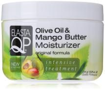These Moisturizing Products for Black Hair Really Work: Elasta QP Olive Oil & Mango Butter Moisturizer