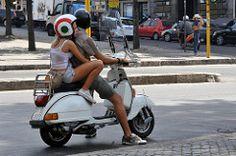 mod scooters vespa - Google Search