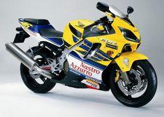 CBR 600F4i Rossi Replica, 2002