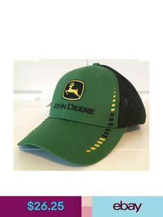96deb03a395 John Deere Hats  ebay  Clothing