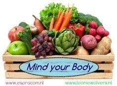 """Kijk eens naar het nieuwe programma """"mind your body"""". Voor een gezonde geest en een blijvend gezond gewicht. Training, coaching, voedingsadvies en beweging. Een onmisbare combinatie voor als je last hebt van overgewicht."""