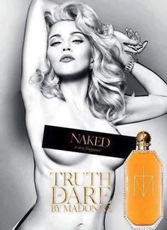 Truth or Dare Naked by Madonna
