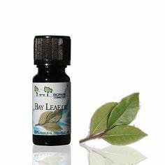 Biopark Cosmetics Laakerinlehti eteerinen öljy (Bay Leaf) 10ml, vegaaninen tuote The 100, Shampoo, Cosmetics
