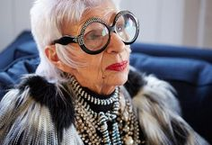 Iris Apfel Quotes on How to Accessorize!