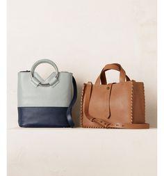 2ddd3a10c177b0 Madewell Whipstitch Mini Leather Tote Bag