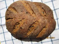 Brot & Bread: WILD RICE SOURDOUGH - THE BREAD THAT ENDED THE COLD WAR