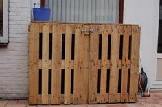 Kliko ombouw van pallets