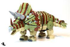 Lego Dinosaur, Lego Animals, Lego Jurassic World, Lego Robot, Artwork For Home, Lego Models, Lego City, Legos, Bowser