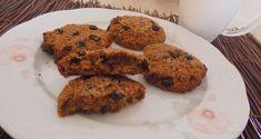 Μαλακά  μπισκότα κολοκύθας με βρώμη