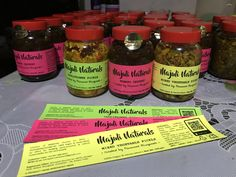 Pickles, Salsa, Jar, Vegetables, Food, Essen, Vegetable Recipes, Salsa Music, Meals
