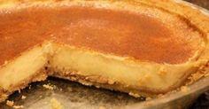 Melktert – Milk Tart Recipe