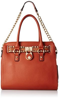 93c6064537ed Michael Kors, Handle, Shoulder Bag, Purses, Brown, Classic, Collection, Buy  Handbags Online, Satchel Purse