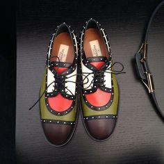 """@Consuelo Blocker's photo: """"Showroom Valentino. FW14 @Paula Cademartori já tem o teu sapato para a próxima estação!!"""""""