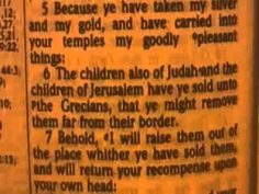 THE AFRICAN CONFESSION THAT THEY SOLD HEBREW ISRAELITES TO THE WHITE MAN...