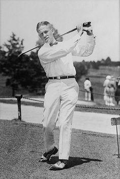Happy birthday to golf great and Oakland resident, Bobby Jones!