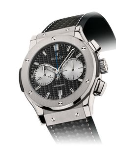 Classic Fusion Bol d'Or Mirabaud - Chronograph Titanium Watch | Hublot | Swiss Luxury Watches & Horology - The Art of fusion