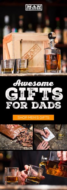 1811c9e04182b Is Dad a true whiskey man  Help him flaunt his gravitas this Father s Day  with