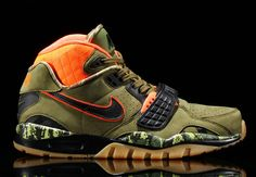 "Nike Air Trainer SC II High ""Digi Camo"""