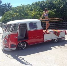 VW...Double Cab Pick-up