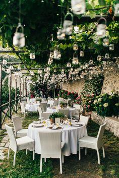 A Must-See Amalfi Coast Wedding with Dazzling Views - photo by Aberrazioni Cromatiche http://ruffledblog.com/a-must-see-amalfi-coast-wedding-with-dazzling-views