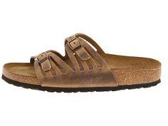 Birkenstock Granada Soft Footbed Habana Oiled Leather - Zappos.com Free Shipping BOTH Ways