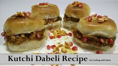 Kutchi Dabeli - Popular Street Food of Gujarat - Recipe by Cooking with ...  Kutchi Dabeli / Double Roti is famous street food in Gujarat, just like Vada Pav in Maharashtra. Kutchi Dabeli is made from Pav (burger bun) filled with boiled potato mixture, Dabeli Masala and Chutney. Originating in the Kutch region of Gujarat (India), Dabeli is a snack food.