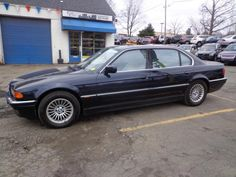 Check out this 2000 BMW 750 iL Protection Only 133k miles. Guaranteed Credit Approval or the vehicle is free!!! Call us: (203) 730-9296 for an EZ Approval.$7,995.00.