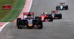 """F1   Austin, i """"torelli"""" Verstappen e Sainz splendidi protagonisti"""