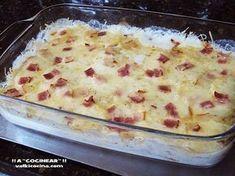 Una receta con la humilde patata como protagonista, muy fácil de hacer y que no va a dejar a nadie indiferente.Sorprende a los tuyos con estas ricas patatas gra