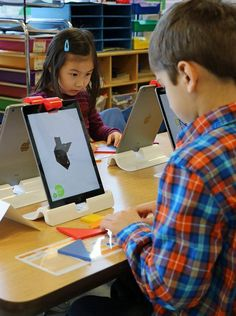 Osmo iPad Tangram Game brings Hands-on STEM to Libraries, schools & home (Via PlayOsmo.com)
