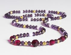 Amanda #Cristal #CristalFacetado #Metal #Accesorios #Collares #Glass #Accesories #Necklaces #carambascarambitas