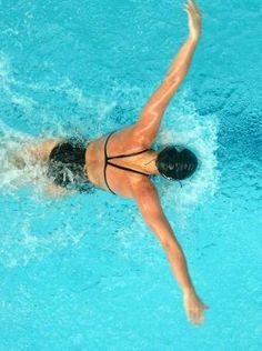 Bénéficiez des biens faits de l'eau de mer toute l'année grâce à la piscine municipale d'eau de mer chauffée de Saint-Cast le Guildo.