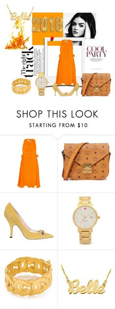 """Holiday Gifts for the Fashionista!!"" by stylediva20 ❤ liked on Polyvore featuring Polaroid, Sonia Rykiel, MCM, Rochas and Kate Spade"