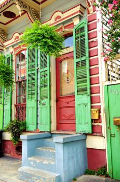New Orleans // Colorida